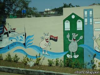 mural cuba