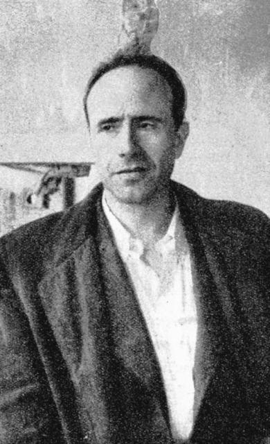 Fotografía del autor (Archivo Fotográfico de la Fundación Pablo Iglesias)