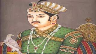 Territories won by Akbar