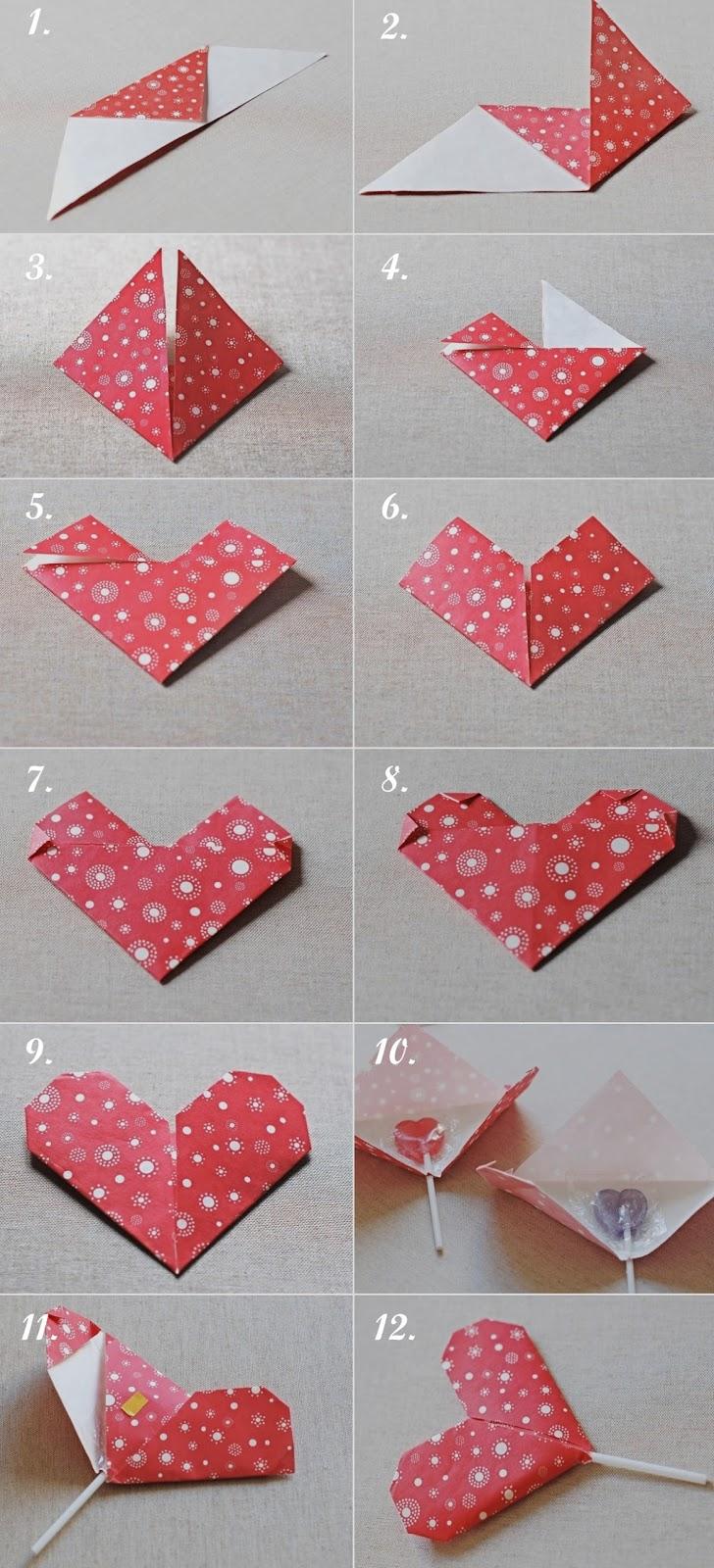Trái tim giấy
