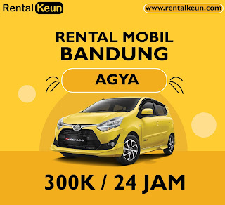 Rental Mobil Agya Bandung