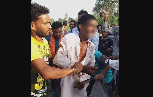 भिखारी को बच्चा चोरी के शक में पीटा - newsonfloor.com