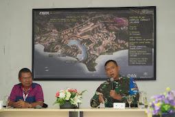 Ahmad Rizal Ramdhani Pimpin Rakor Rencana Penghijauan Kawasan Mandalika