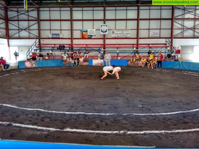 El PP plantea que el Cabildo aumente las ayudas a los equipos la liga insular de lucha canaria