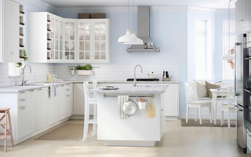 Cara Mudah Mencari Katalog Model Lemari Dapur Melalui Ikea Online