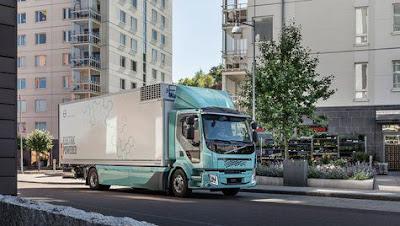 Truk Bertenaga Listrik Dari Perusahaan Volvo Trucks, Resmi diluncurkan Di Swedia