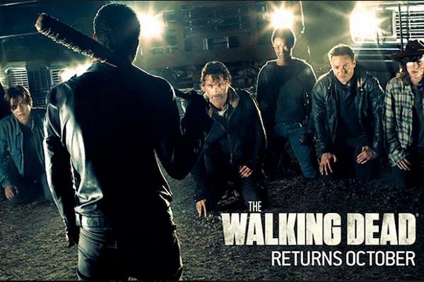 Jam dan jadwal tayang The Walking Dead season 7 di Nexmedia melalui Fox Channel.