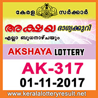 KERALA LOTTERY, kl result yesterday,lottery results, lotteries results, keralalotteries, kerala lottery, keralalotteryresult, kerala lottery result,   kerala lottery result live, kerala lottery results, kerala lottery today, kerala lottery result today, kerala lottery results today, today kerala lottery   result, kerala lottery result 1-11-2017, Akshaya lottery results, kerala lottery result today Akshaya, Akshaya lottery result, kerala lottery result   Akshaya today, kerala lottery Akshaya today result, Akshaya kerala lottery result, AKSHAYA LOTTERY AK 317 RESULTS 1-11-2017,   AKSHAYA LOTTERY AK 317, live AKSHAYA LOTTERY AK-317, Akshaya lottery, kerala lottery today result Akshaya, AKSHAYA LOTTERY   AK-317, today Akshaya lottery result, Akshaya lottery today result, Akshaya lottery results today, today kerala lottery result Akshaya, kerala   lottery results today Akshaya, Akshaya lottery today, today lottery result Akshaya, Akshaya lottery result today, kerala lottery result live, kerala   lottery bumper result, kerala lottery result yesterday, kerala lottery result today, kerala online lottery results, kerala lottery draw, kerala lottery   results, kerala state lottery today, kerala lottare, keralalotteries com kerala lottery result, lottery today, kerala lottery today draw result, kerala   lottery online purchase, kerala lottery online buy, buy kerala lottery online