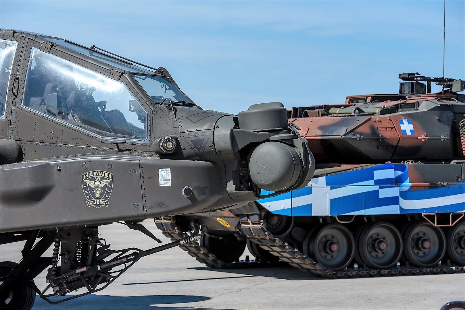 """Defender Europe 21"": Αμερικανική ""απόβαση"" στη Θράκη"