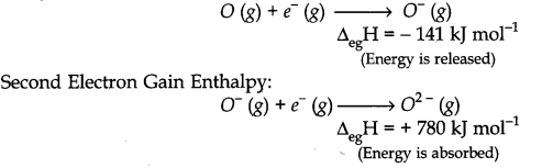 class 11 chemistry chapter 3 notes