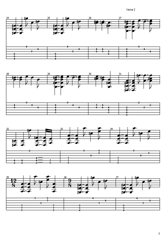 The Tourist Tabs Radiohead . How To Play The Tourist On Guitar Chords Free Tabs/ Sheet Music. Radiohead. The Tourist The Tourist Bass / The Tourist  Voice/ The Tourist Guitar