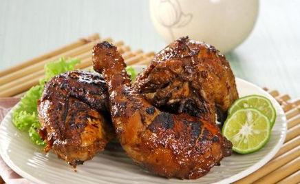 Ayam Bakar Bumbu Terasi