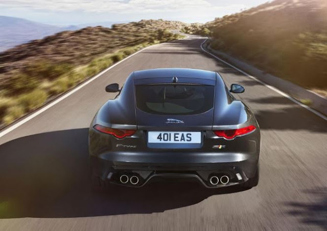 review  Jaguar F-Type coupe,Price £51,775 - £110,000