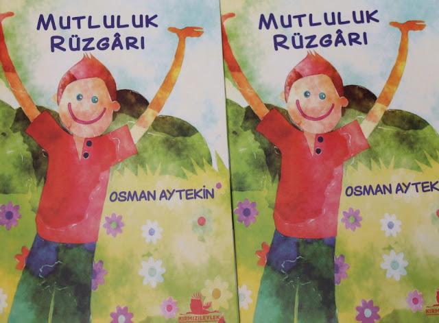 Kapadokyalı Yazar Aytekin'in Mutluluk Rüzgârı kitabı çıktı