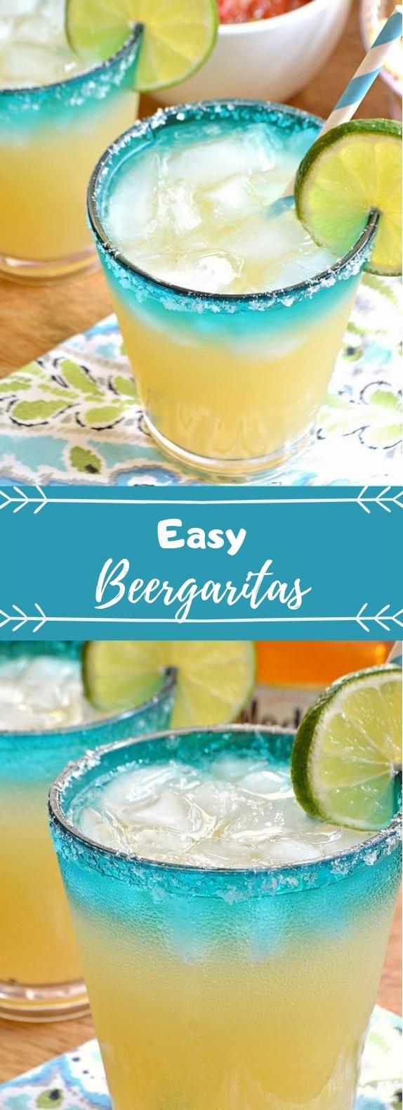 Easy Beergaritas #beer #drink