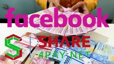 Cara dapat uang di facebook