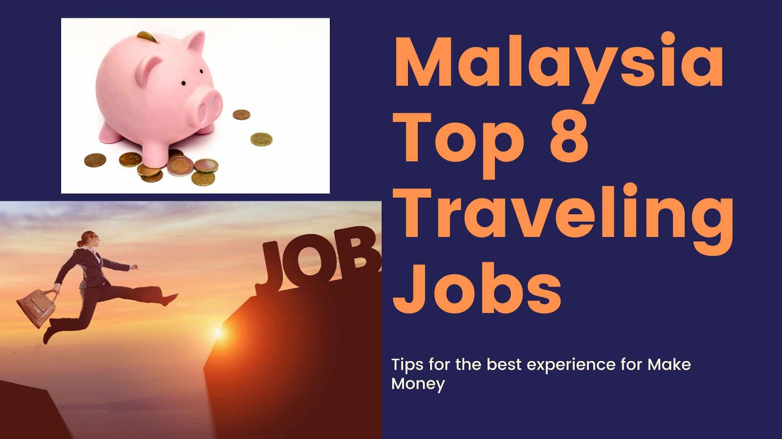 Do you ever dream of traveling to distant countries? Surely, most of us do. Unfortunately, we let go this dream because of several reasons, especially money. But what if you could get a Malaysia traveling jobs and get paid to travel the world?