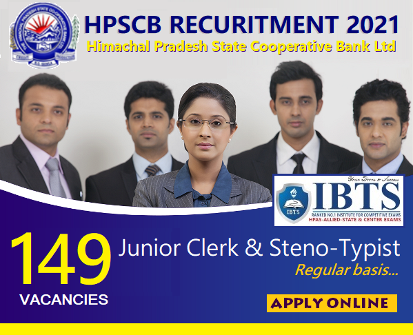 HP State Cooperative Bank Recruitment 2021 Apply Online
