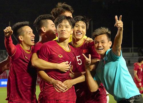 Việt Nam chưa từng toàn thắng ở vòng bảng SEA Games 1