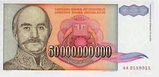 Lima Puluh Milyar Dinara – Krajina