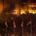 Kebakaran Besar Hanguskan Gedung Kejaksaan Agung RI di Jakarta