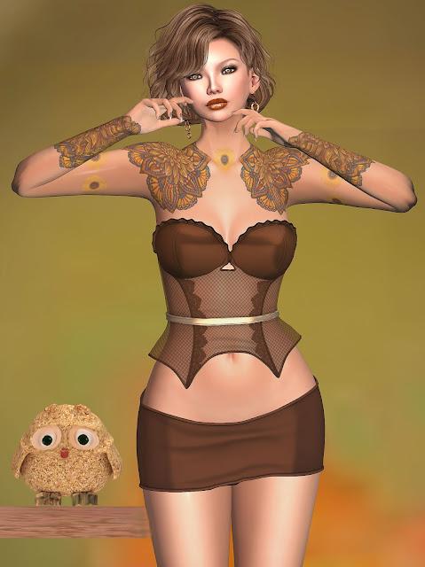 Virtual Diva Couture !