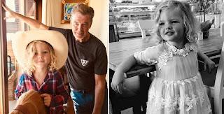 Η εγγονή του Πιρς Μπρόσναν είναι το ωραιότερο κορίτσι στον κόσμο -Σκέτη γλύκα
