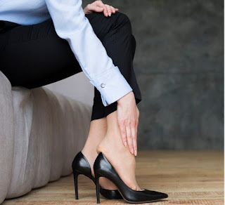 Tips Memilih Sepatu Yang Tepat Untuk Bekerja