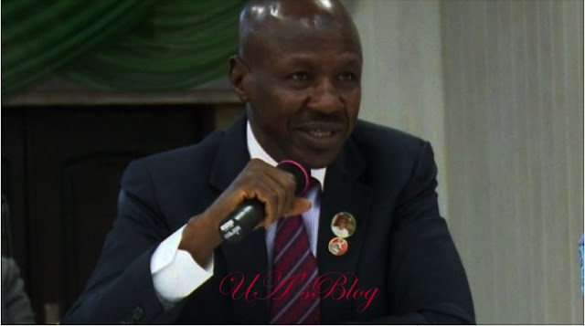 EFCC's Magu and allegations of 'mago mago'