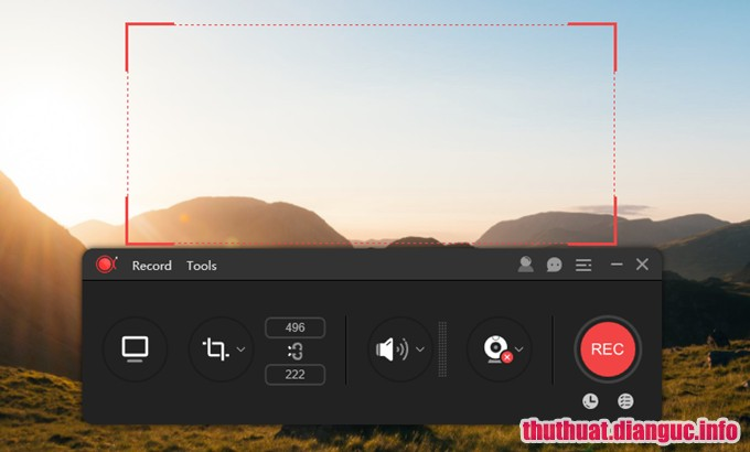 Download ApowerREC 1.2.6 Full Cr@ck – Phần mềm quay video và chụp ảnh màn hình