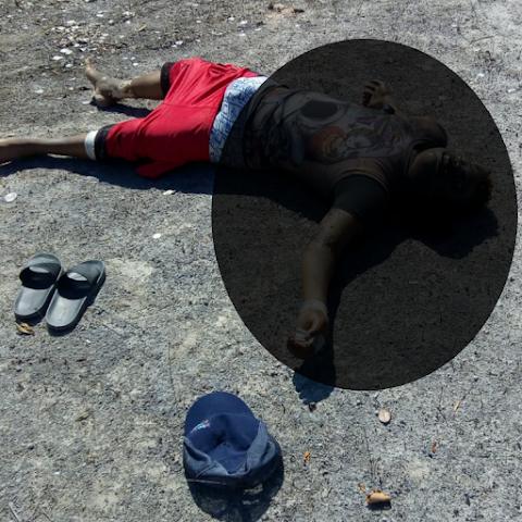 Corpo de jovem é encontrado em Mata Roma