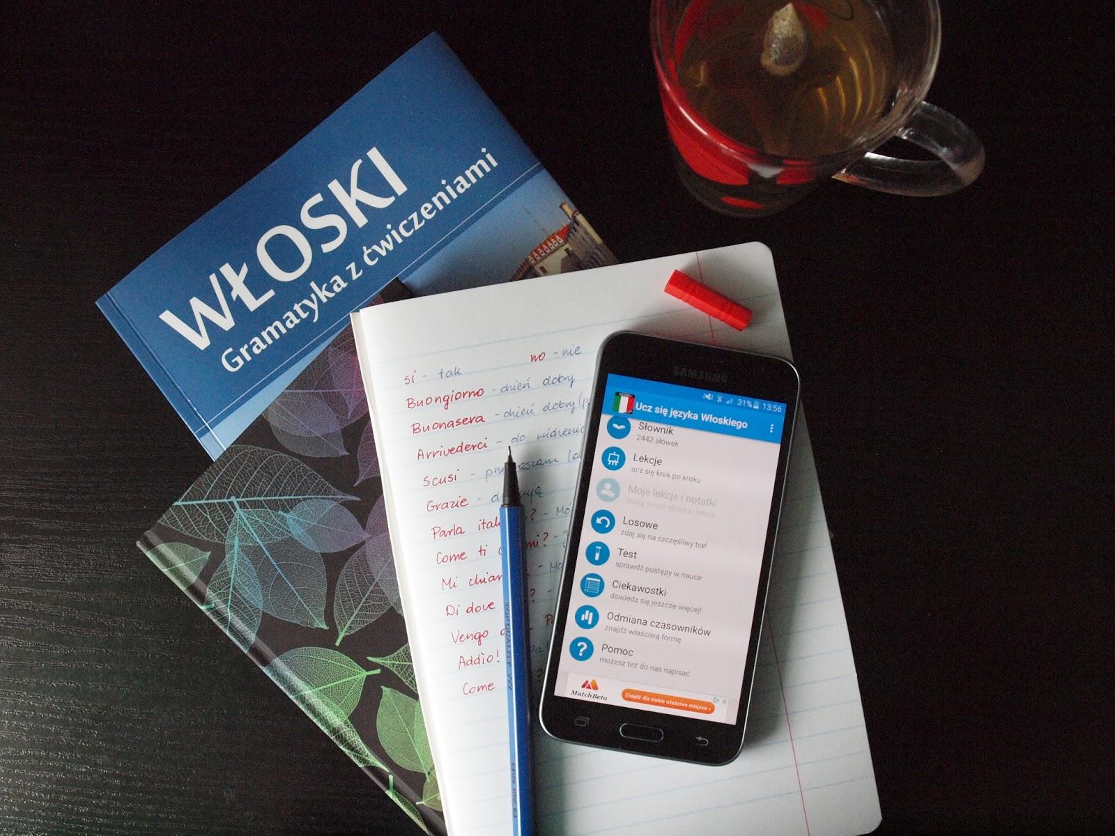 Aplikacje do nauki języków obcych.