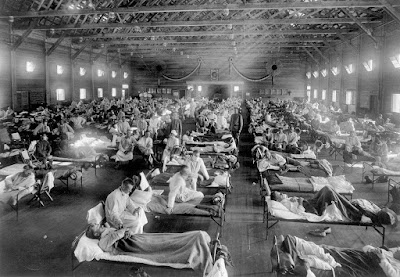 influenza victims fort riley