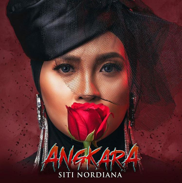 Lirik Lagu Siti Nordiana - Angkara