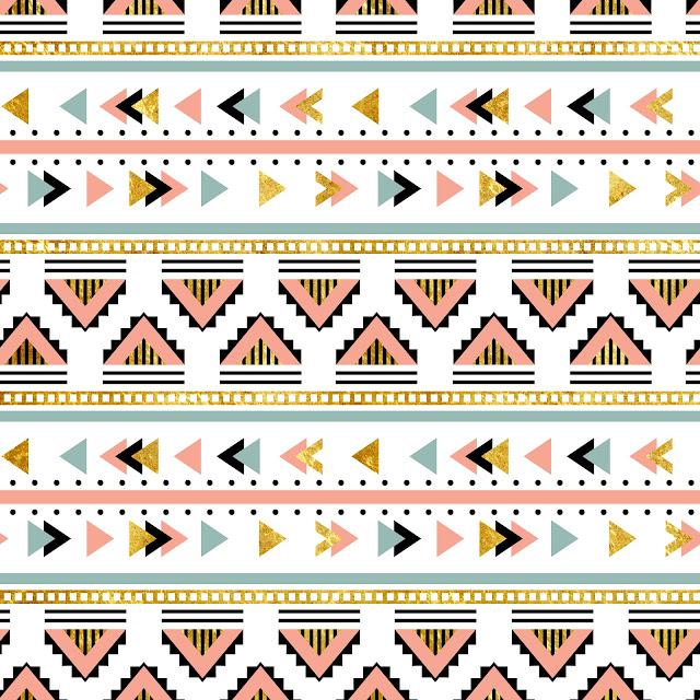 Boho Pattern AZS 3