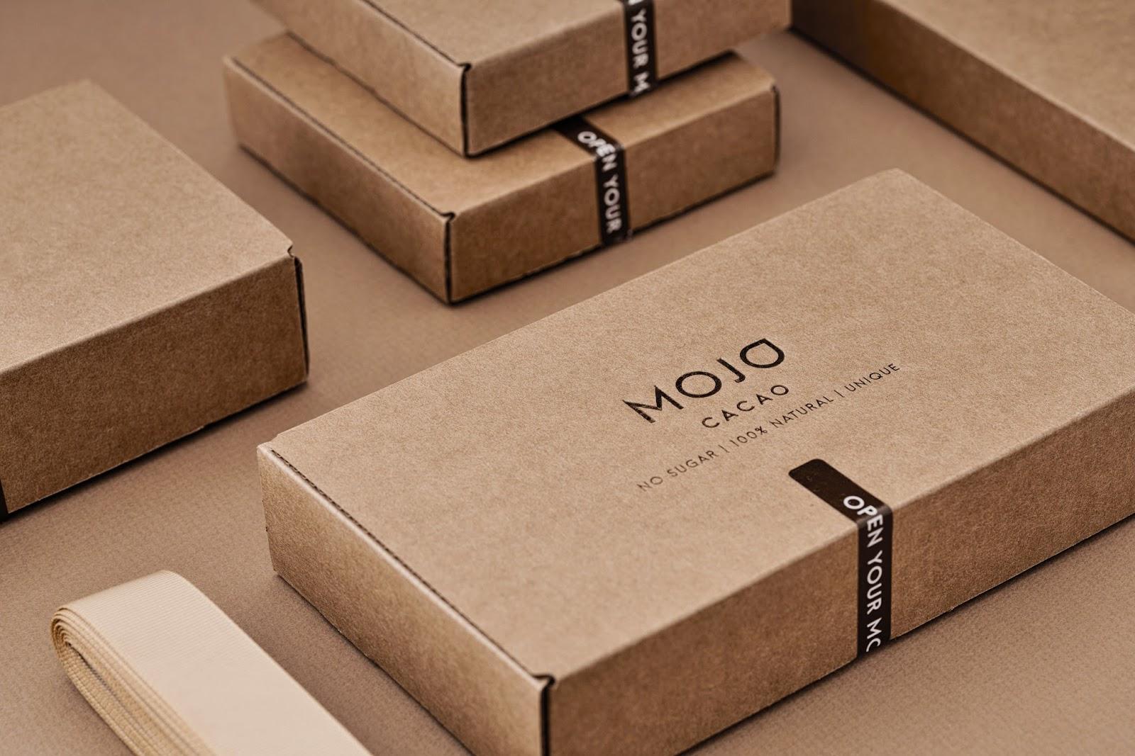 Example of Kraft Packaging