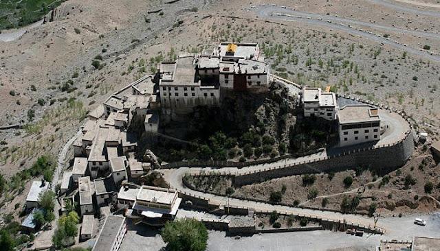 Lahaul & Spiti Tourist Attraction : Tayul Monastery