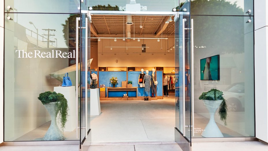 559e080c4418 The RealReal luxury consignment business has opened its second retail  location in West Hollywood.