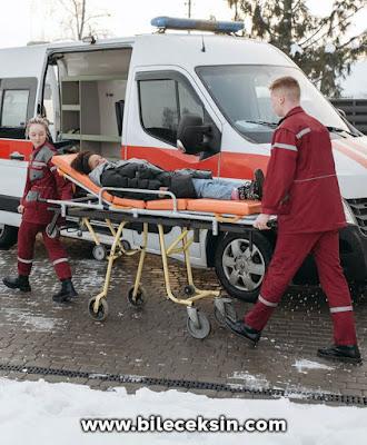 Ambulans Şoförü Nasıl Olunur? 2021 Ambulans Şoförü Maaşı