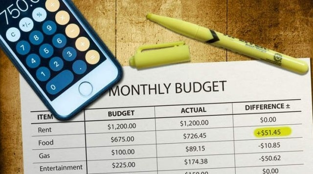 tips creating monthly budget frugal budgeting