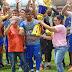 Felipe decide, Nacional vence o Vitória e conquista tetracampeonato da 1ª divisão da LBFA
