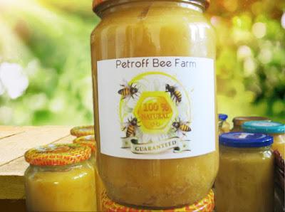 етикет за мед
