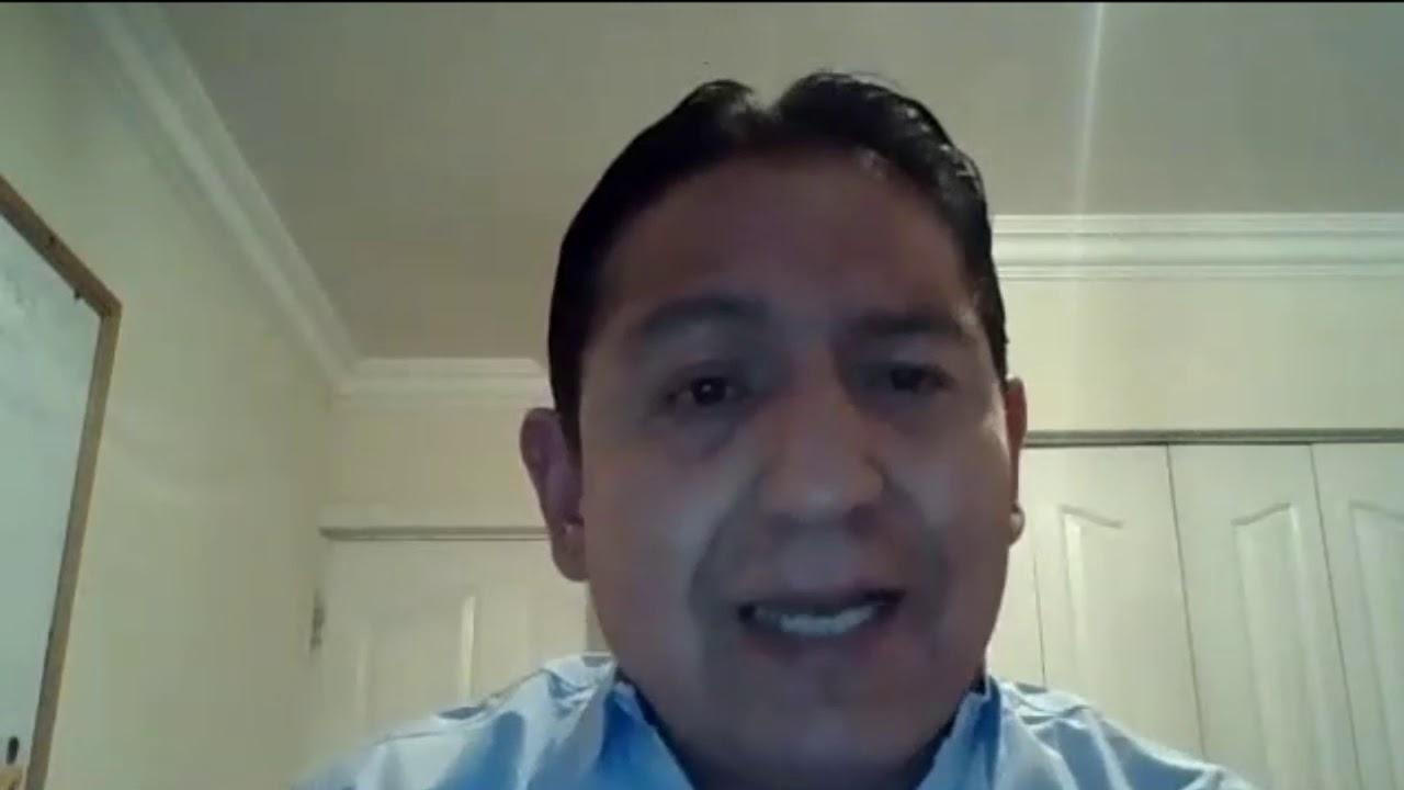 El vocero de JUNTOS en entrevista con Correo del Sur / CORREO DEL SUR