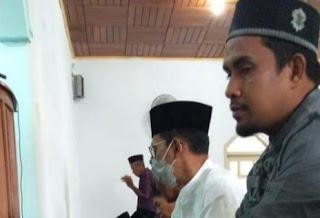 Jum'atan di Rasalewi, Walikota Janji Bantu Masjid Al-Mardiyah Rp200 juta dan Akan Penuhi Janji Politik