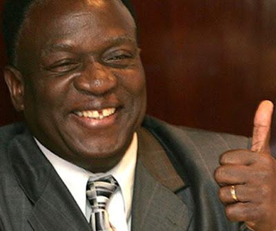 Mnangagwa replace mugabe