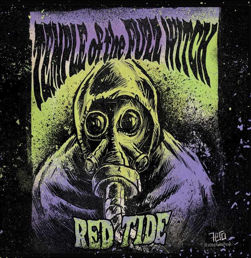 Temple Of The Fuzz Witch - Red Tide | Review