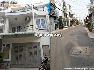 Bán nhà Gò Vấp hẻm 61 đường số 59 phường 14 - 5,7x11m giá 4,7 tỷ (MS 075)