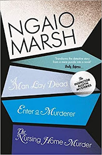 The Ngaio Marsh Collection, Book 1, published by Harper