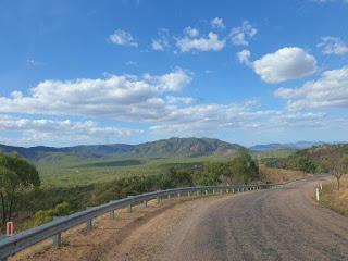 scenic drive, windy road