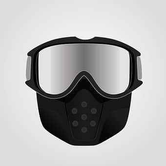 UV-blocking goggles